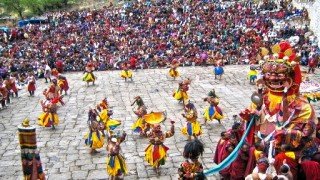 Paro Bhutan Tshechu Festival Tour 7 Nights 8 Days