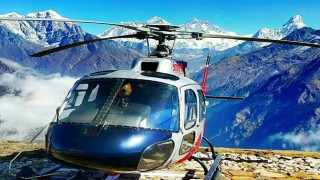 Upper Mustang Lomanthang Helicopter Tour