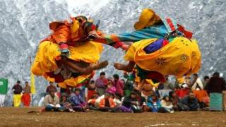 Jambay Lhakhang Drup Festival Tour 11 Days (6 Octobet -10 October)