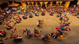 Bhutan Festival Tours | Bhutan Festival Holidays