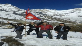 Annapurna Base Camp Helicopter Tour from Pokhara