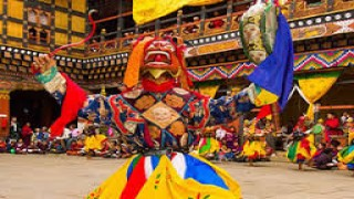 Bhutan Punakha Tshechu Festival Tour 9 Nights 10 Days