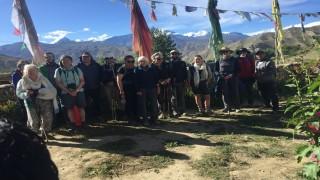 Upper Mustang Trekking 17 jours