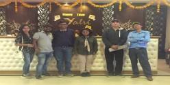 Harish Kumar and Family November 2018