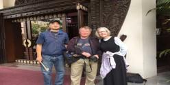 Mr J Ward & Mrs S Ward USA Nepal Bhutan Tour May/June 2016